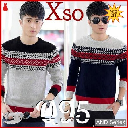 AND286 Sweater Pria X So Tribal BMGShop