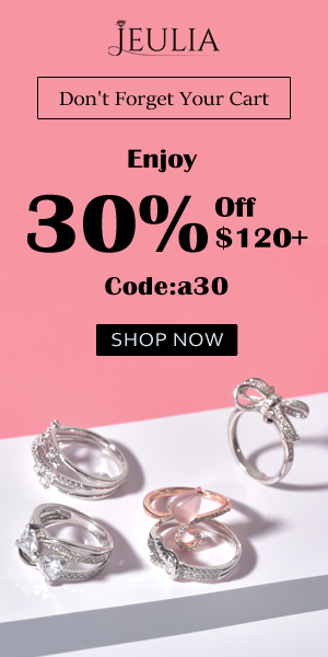Jeulia Promise Rings Online