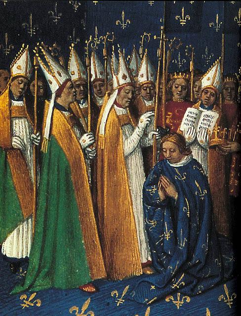 Prof. Tallon: a sacralidade da monarquia francesa não teve equivalente