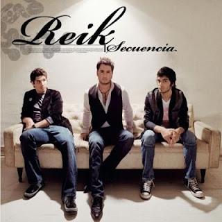 reik secuencia