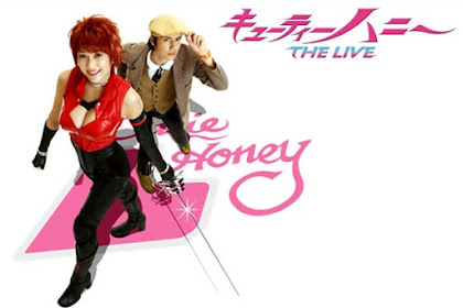 Cutie Honey The Live / ューティーハニー THE LIVE (2007) - Japanese Drama Series