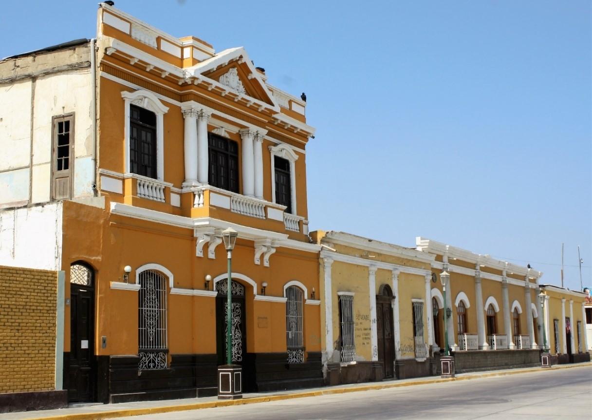 casino militar de lambayeque