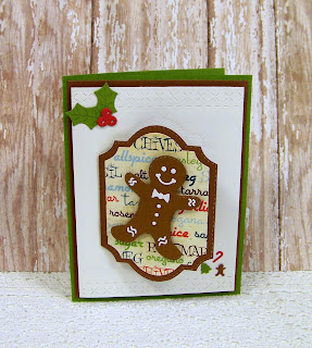 Image result for cards made using frantic stamper Gingerbread boy