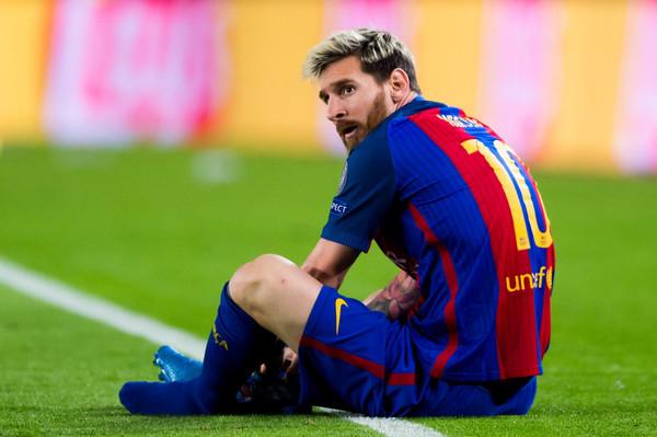 FC Barcelone : Messi rejoint un club de légende !