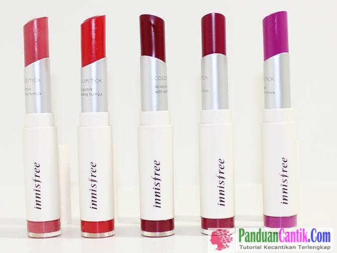 Innisfree Cream Mellow Lipstick - Merk Lipstik Korea Yang Bagus Dan Tahan Lama Tapi Harga Murah