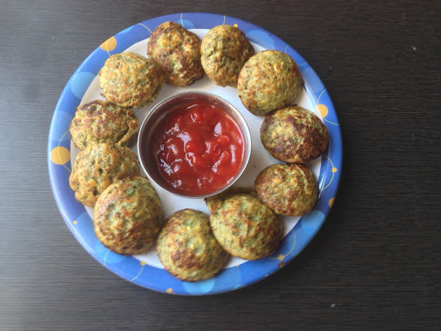 Moong sprouts appe recipe