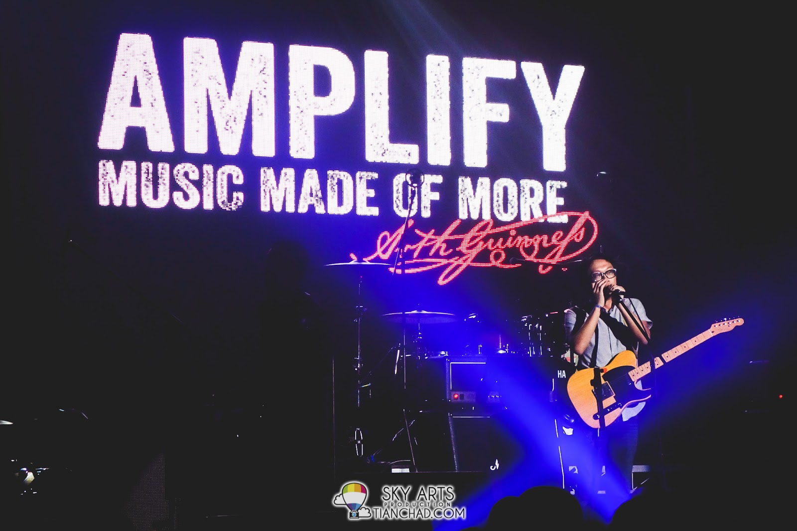 OJ LAW @ AMPLIFY MUSIC MADE OF MORE | KL LIVE