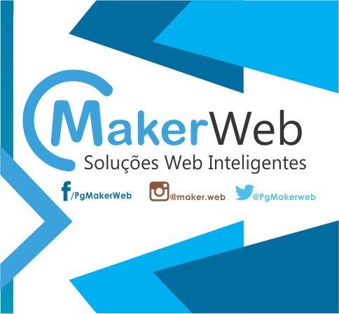 [Publicidade] MakerWeb - Soluções Web Inteligentes