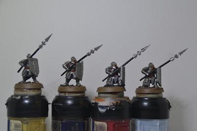 Ironhill Warriors (WIP)