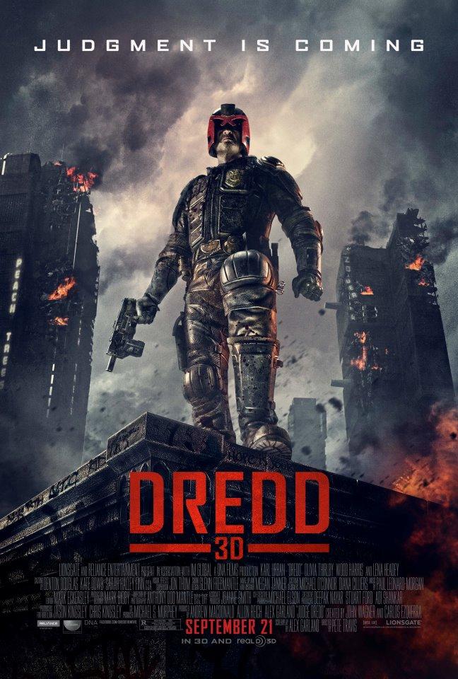 Review Filem Dredd