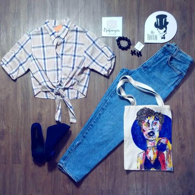 29c417a07 Cantinho da Cher...  Reciclando a moda  6 bons motivos para você ...