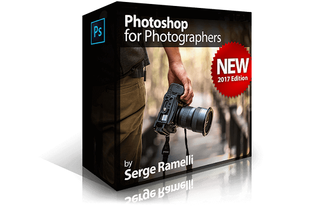 Complete Photoshop training in one bundle from Photo Serge