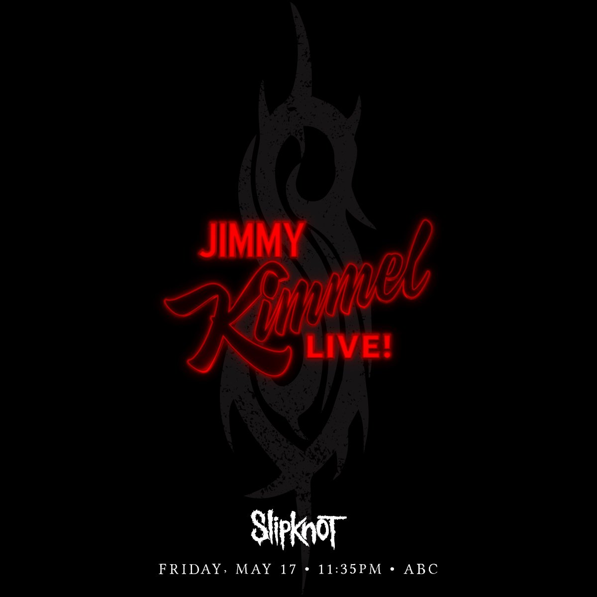 Slipknot Jimmy Kimmel Live 2019
