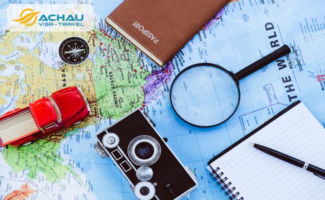 Tìm hiểu quy trình xin visa Hàn Quốc
