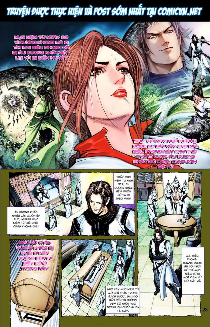 Anh Hùng Xạ Điêu anh hùng xạ đêu chap 38 trang 27