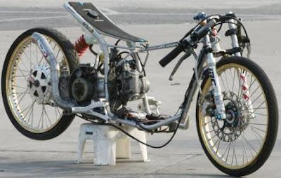 Kumpulan Gambar Motor Drag Bike dan Modifikasi Yamaha mio