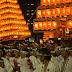 夏の想い出、初めて行った戸畑祇園祭より…