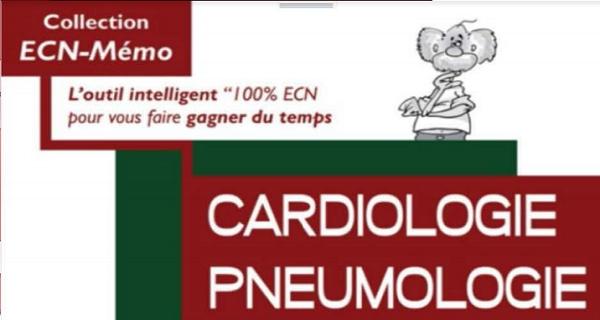 Télécharger | Collection ECN mémo Cardiologie Pneumologie PDF