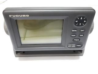 GPS Furuno Navtex Receiver NX-300 Kondisi Seperti Baru Fullset Original