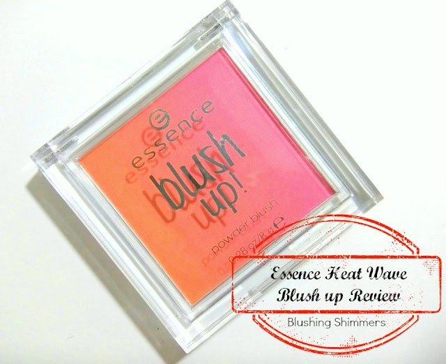 Essence Heat Wave Blush Up
