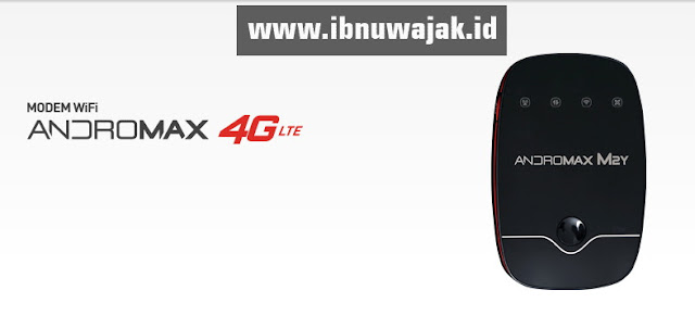 Mifi 4G Smartfren Andromax M2Y