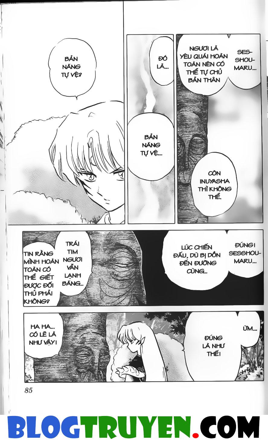 Inuyasha vol 19.5 trang 10
