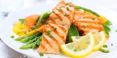 cena saludable