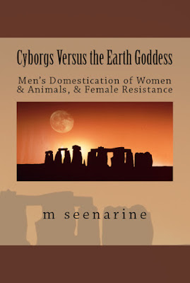 Cyborgs Versus the Earth Goddess
