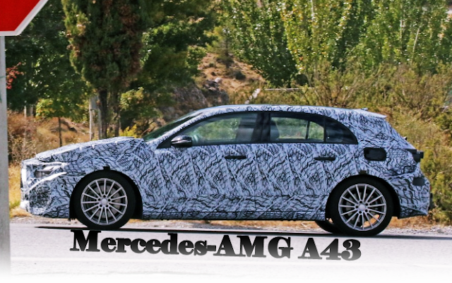 2018 Mercedes-AMG A43 Release date, Price