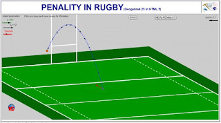 http://dmentrard.free.fr/GEOGEBRA/Maths/mathsport/rugbypenality.html