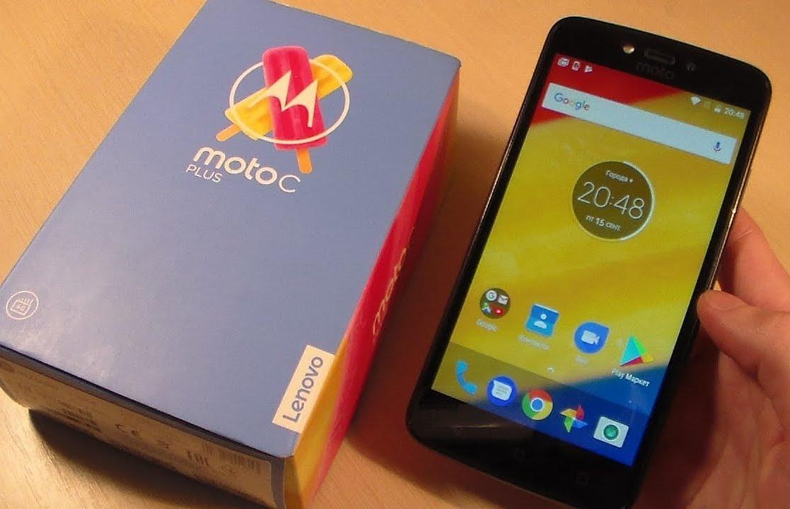 Cara Flash Motorola Moto C Plus XT1721 via Flashtool Tested