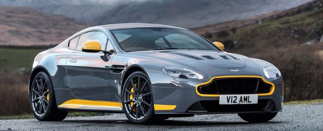 2017 Aston Martin V12 Vantage S Design