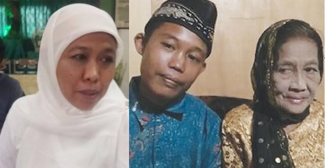 Menteri Sosial Khofifa Khawatir dengan Pernikahan Selamat dan Nek Rohaya, Ternyata Ini Penyebabnya!!