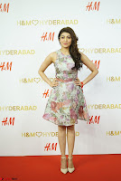 Pranitha Subash in lovely Flower Print Sleeveless Short dress ~  Exclusive 005.JPG