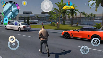 Download Gangstar New Orleans Mod Apk Data (Unlimited Money)