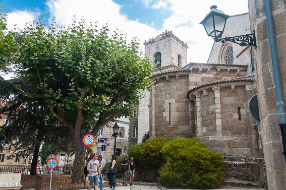 Parte vieja. Visitar A Coruña en 2 dias