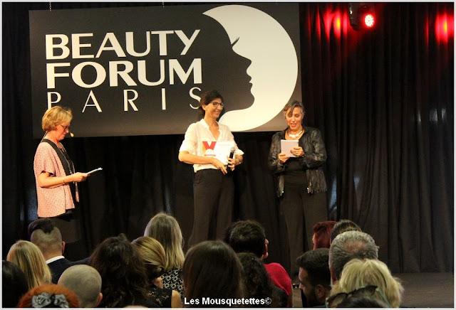 Beauty Forum Awards 2016 - Soin de soi - Spa urbain - Blog beauté Les Mousquetettes©