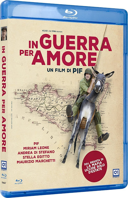 In Guerra Per Amore Home Video