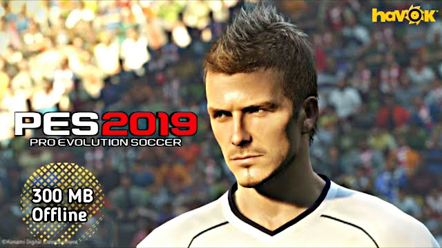 PES 2019 Lite Android Offline 300 MB Patch FTS HD Graphics