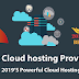 Top 4 Cloud Web Hosting Providers in 2019 - Cloud Hosting Services