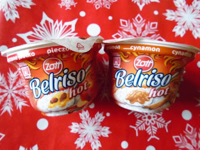 Belriso hot - Baked apple & Cinnamon.