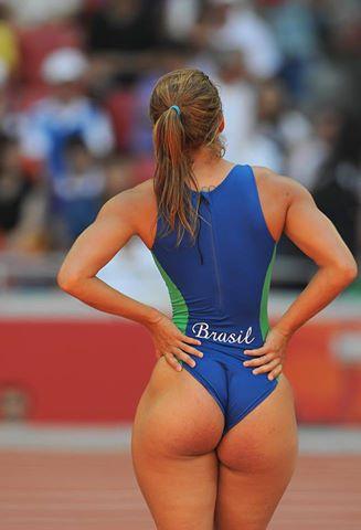 Big Booty Olympic Beach Volleyball