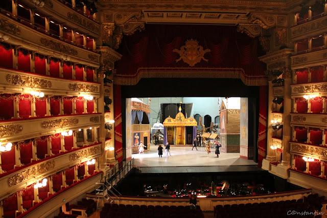 """""""La Scala"""" din Milano"""