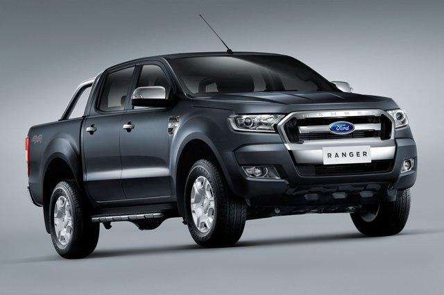 Ford Ranger với hành trình Hà Nội - Đà Nẵng gần 2.000 km của RCV