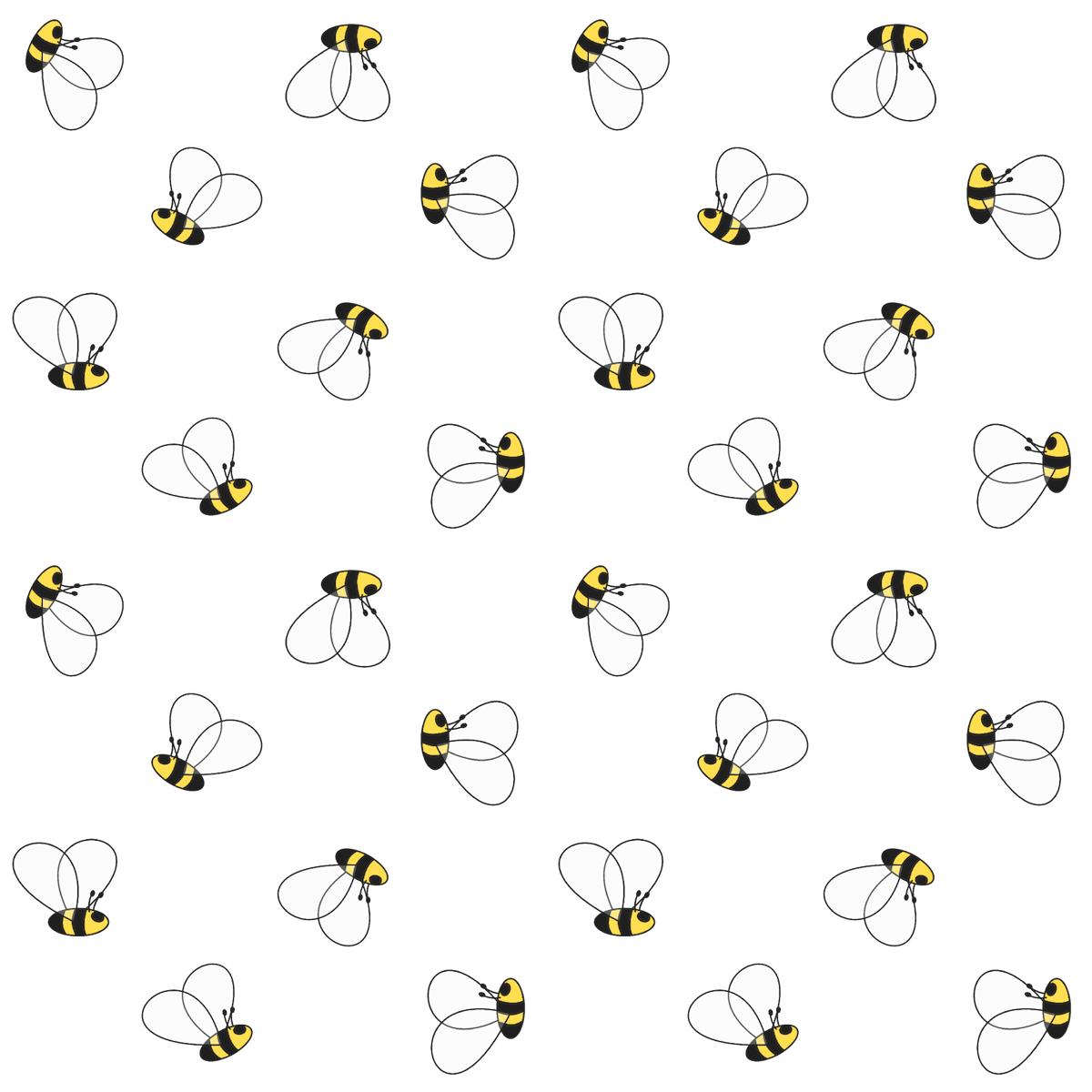 Free digital bee scrapbooking paper and printable - Scrapbook background free printables ...