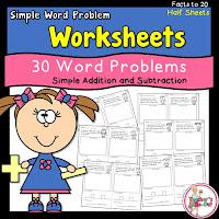 Word Problem Worksheets