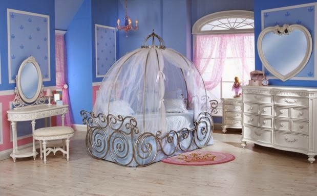 Curtain Ideas Cinderella Twin Carriage Canopy Bed Frame
