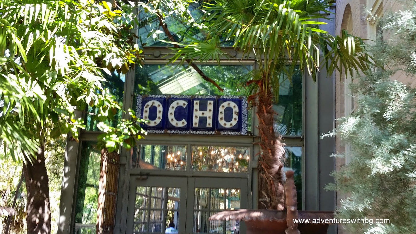 The Ocho at Hotel Havana