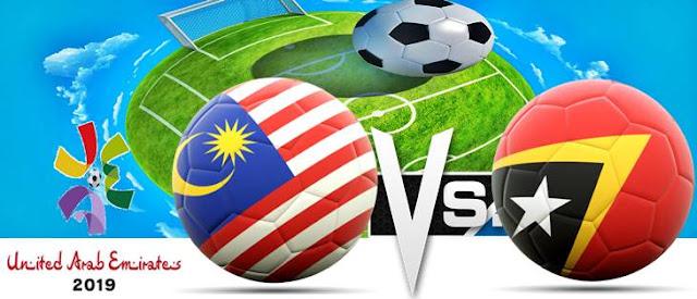 malaysia vs timor leste, astro arena 801