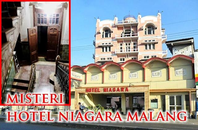 Hotel Niagara Malang Angker Horor Seram Mistis Berhantu